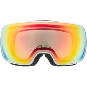 UVEX Compact V Uimalasit, white/variomatic rainbow